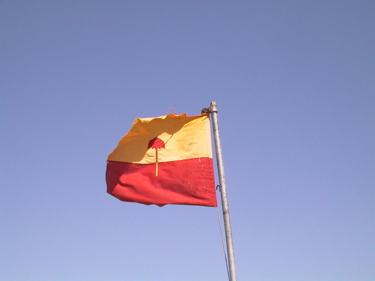Bhati Flag