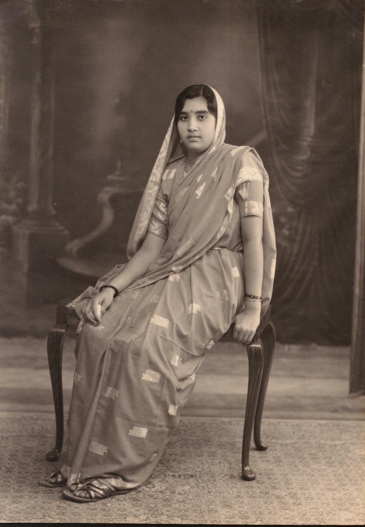 Rajkumari Subira Devi of Dhirpura